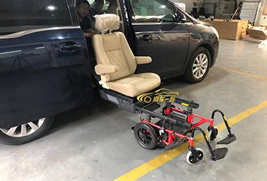 想给商务车改装电动座椅,是实现升降功能的座椅