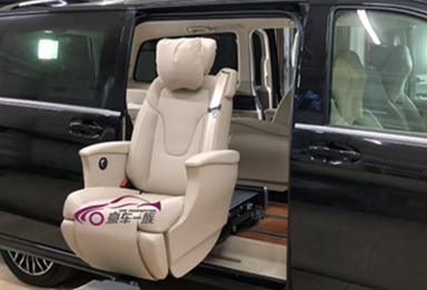 福祉座椅人性化改装 无需转换 可独立行驶