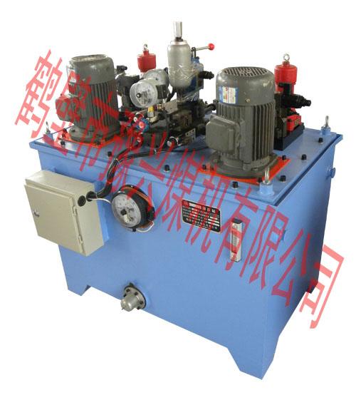 YX161单筒液压站