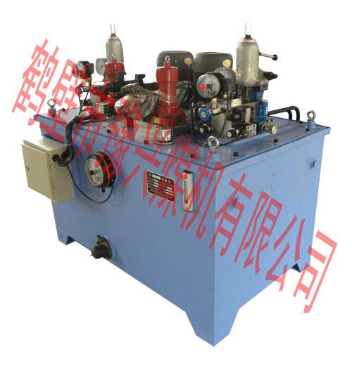 SYX161双系统单筒液压站