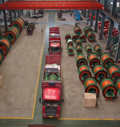 豫兴煤机工程案例