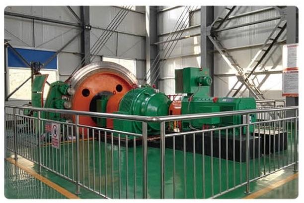 矿井提升机生产厂家得知国内首台煤矿大直径大埋深盾构机启用