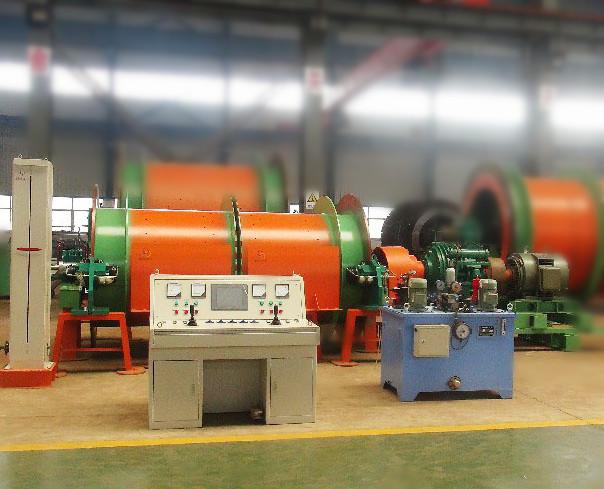 2JTP-1.2型 矿用提升绞车