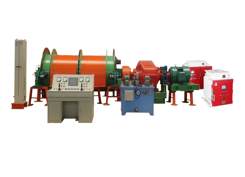 2JTPB-1.2型 矿用提升绞车