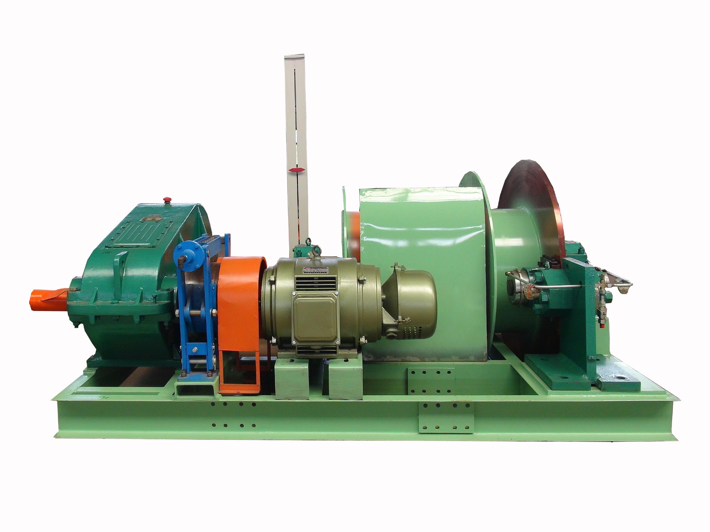 JTP-1.0 型 矿用提升绞车