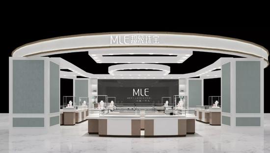 广州珠宝展柜展台设计时应怎么布置灯光
