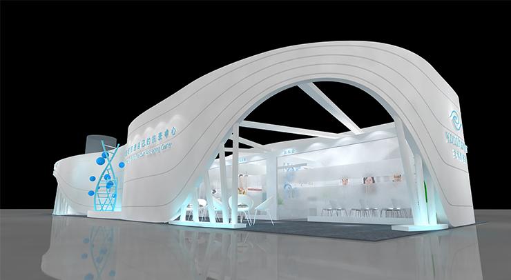 广州展台设计搭建时应具备哪些特色?