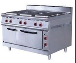 六头电煮食炉连电焗炉