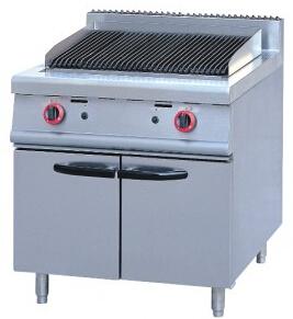 烧烤炉连柜座