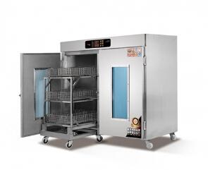 消毒柜设备展示