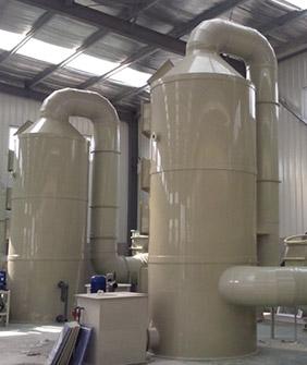 脱硫设备-喷淋塔