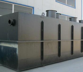 QJSW型污水一体化设备
