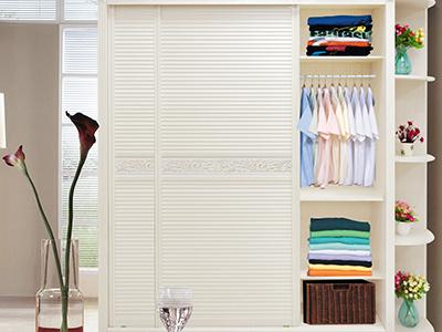 全铝衣柜定制,如何消除全铝衣柜味道?