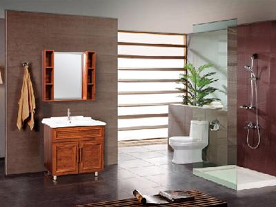 全铝家居 全铝卫浴柜