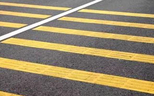 道路热熔标线