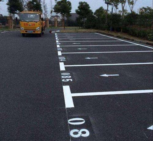 浅析宁德停车场划线的注意事项有哪些?