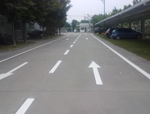 常见的五个道路划线问题及解决方法