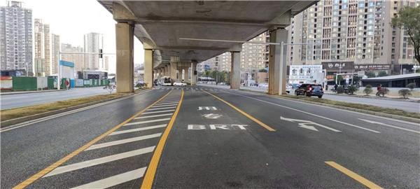 宁德道路标线施工公司浅谈道路划线施工遇到这些问题如何解决