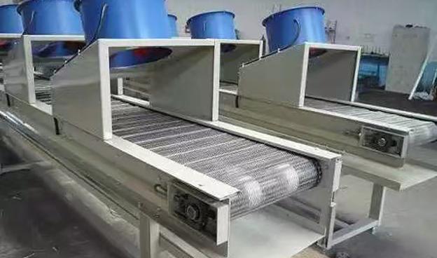 网带干燥机