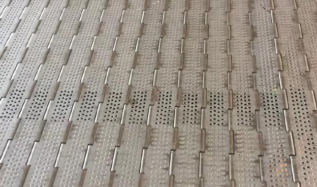 山东冲孔不锈钢链板