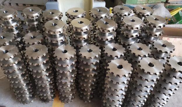 不锈钢链轮生产