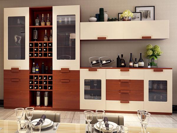 现代简约酒柜