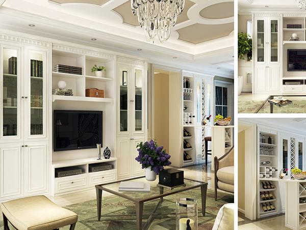板式客厅家具