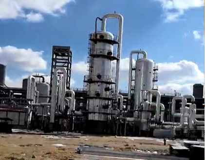 赤峰炼油厂100WLED防爆灯