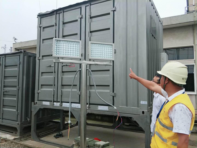 铁路部门对公司免维护LED防爆灯照度表示满意
