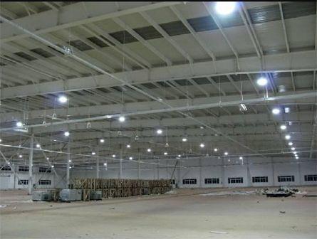 LED防爆工厂泛光灯安装桥架布线有哪些优势