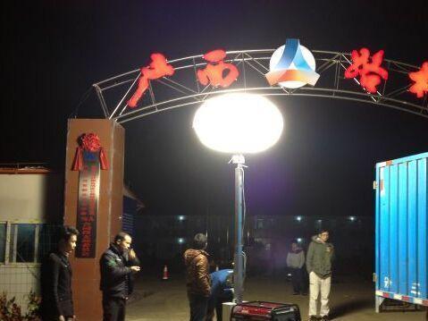 广西道路移动照明车