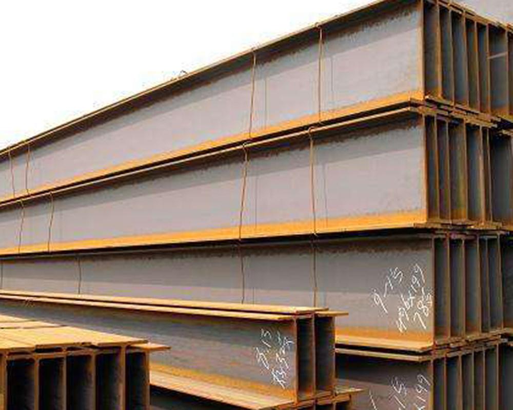 工字钢材建材中的一种建筑材料,工程建设中的用途也不一样