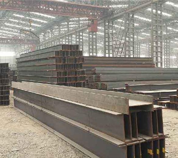 南阳H型钢材市场