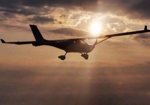 想体验飞机飞行要注意天气情况