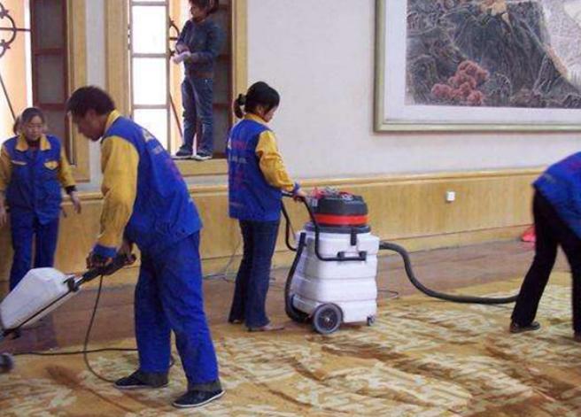 画展地毯清洗