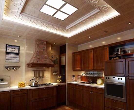 家中安装吊顶与不吊顶的区别