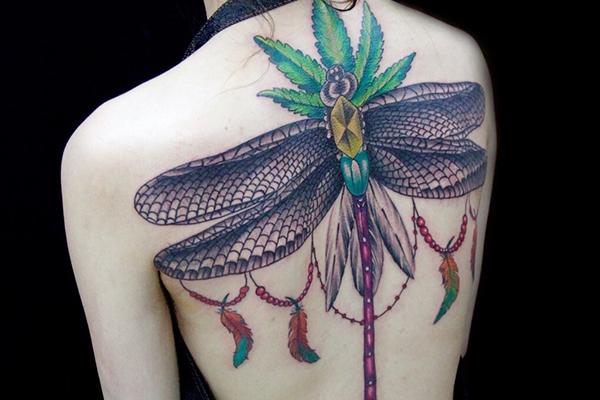 重庆纹身作品