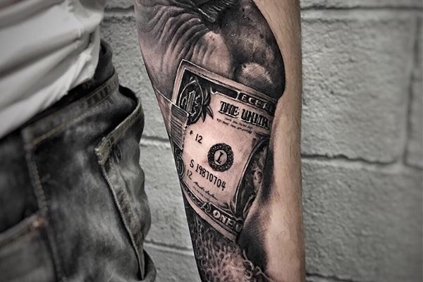 重庆专业纹身店