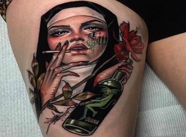 纹身十大图案