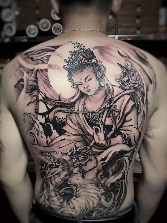 重庆刺青图案设计