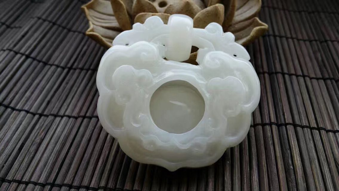 玉化玉石雕刻(玉石的保养)