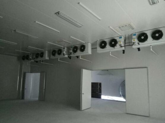 冷库风冷冷凝器和水冷冷凝器区别的区别