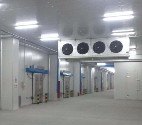 食品冷库设计安装建造的要求