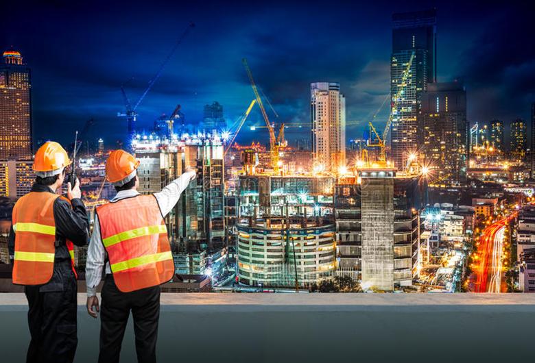 建筑工程施工总承包