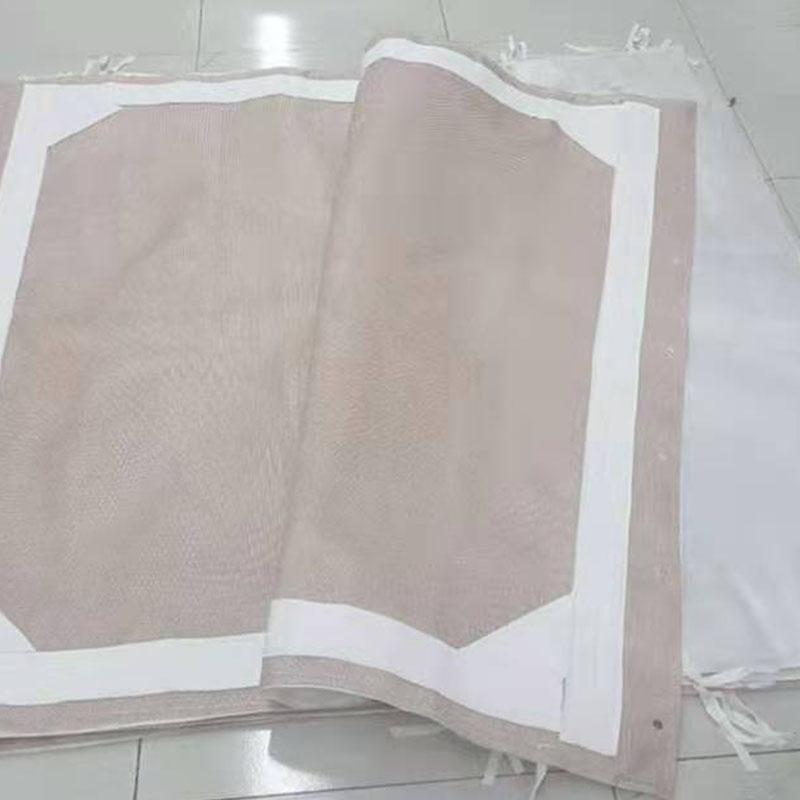 单丝加衬滤布