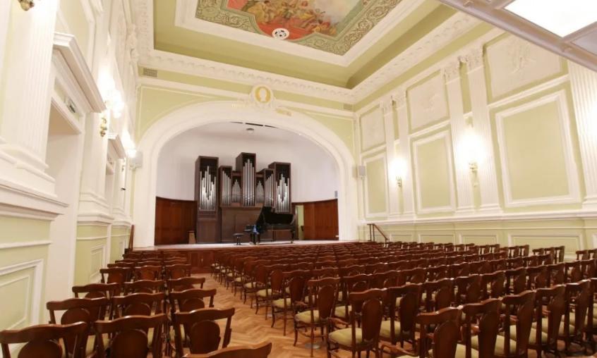 柴可夫斯基音乐学院-音乐培训