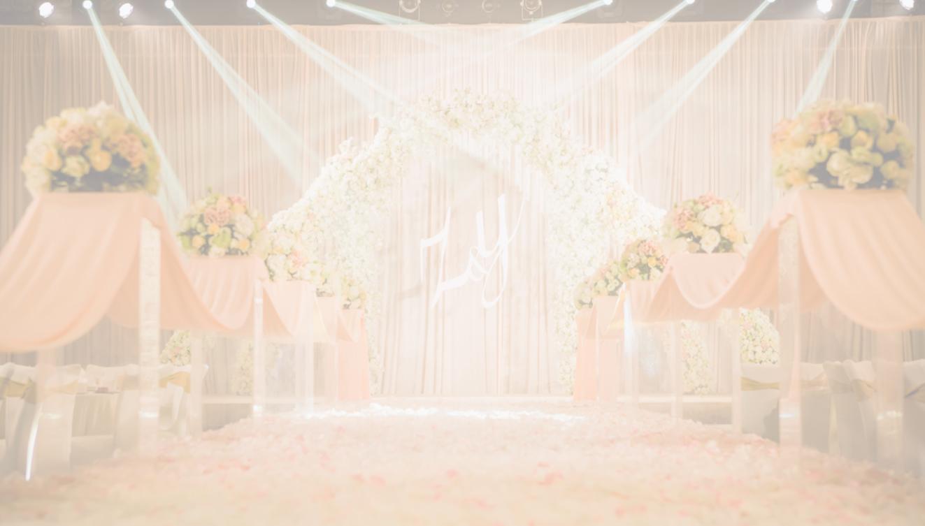 乌鲁木齐婚庆公司细述婚礼场地预订时要注意的问题
