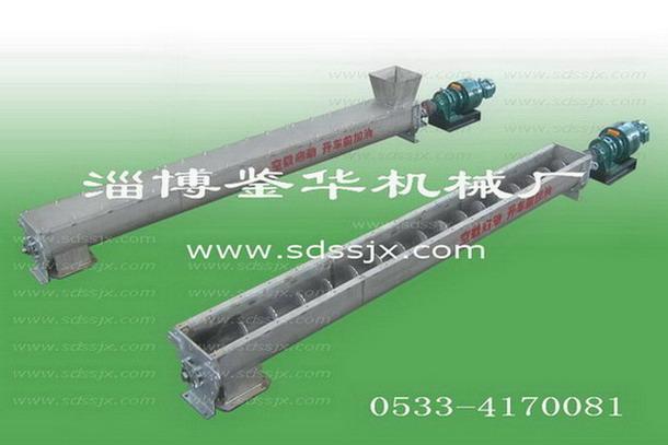 GX型LS型螺旋输送机绞龙选型使用方法