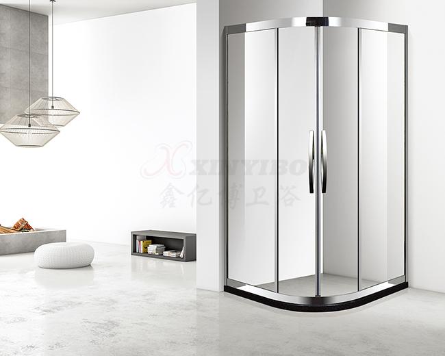 玻璃浴室淋浴房