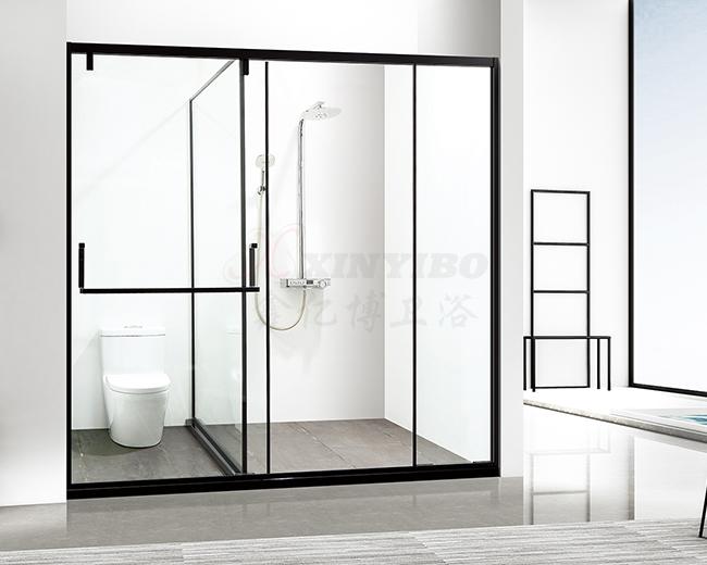 无框淋浴房